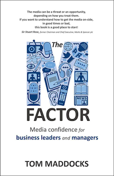 The M-Factor Book by Tom Maddocks